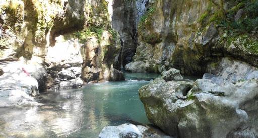 Grotte del Bussento e Oasi WWF, Morigerati